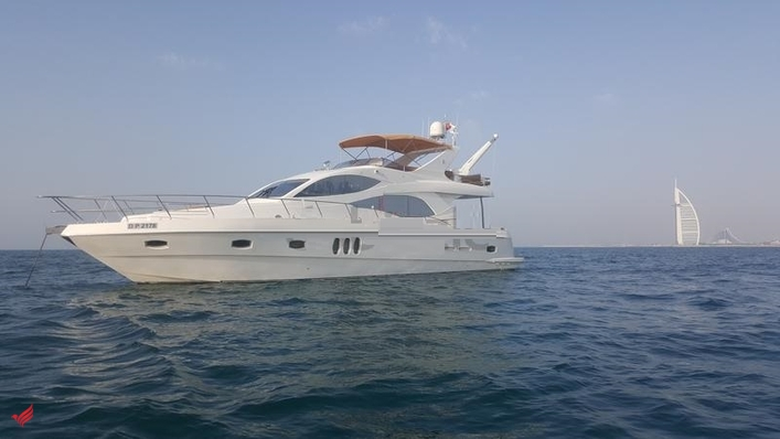 Gulf Craft Majesty 61 2010 - Well maintained from owner directly