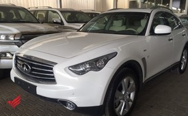 iNFINITI QX70, V6- 2014- MINT CONDITION