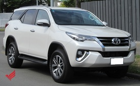 TOYOTA FORTUNER  -V4 EXR MODEL 2018 COLOR WHITE CAR SPECS IS GCC