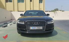 AUDI A8 2016  -  AED 135000.00