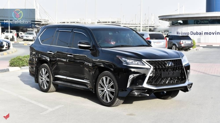 A very clean 2016 Lexus Lx570