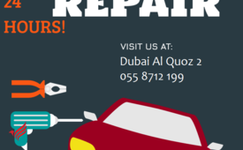 Auto Repair and Maintenance Dubai Open 24 hours 0558712199 fixmy