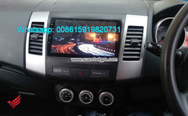 Peugeot 4007 smart car stereo Manufacturers