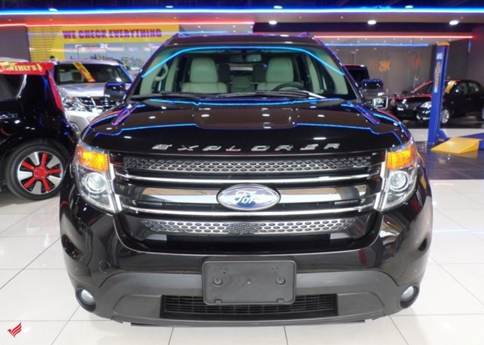 "2015 FORD EXPLORER LTD ""DEALER WARRANTY"""