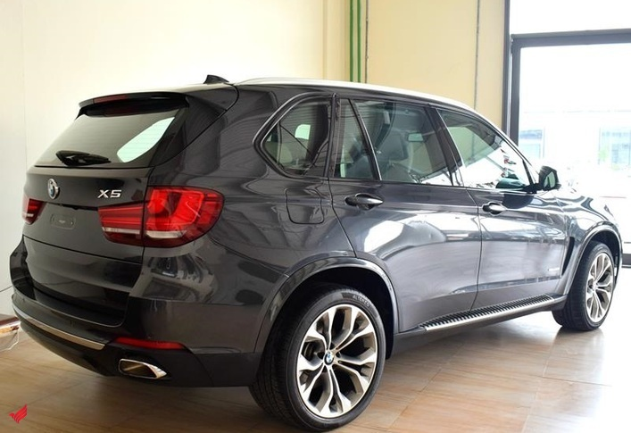BMW X5, V8- 2014- GREY- 130 000 KM- GCC - AED 109,000