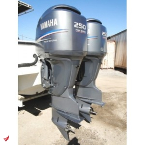 2014 Yamaha 300 hp 300hp Outboard Motor Engine