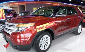 2014 FORD EXPLORER XLT FULLY LOADED!!