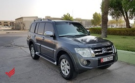 Full Options No1 Excellent Pajero for Sale - AED 42,000