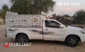 Pickup Truck for Rent in Al Ain - 0503571542