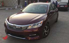 Honda Accord,2017