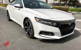 2018 Honda Accord sport 2.0 Litre turbocharged