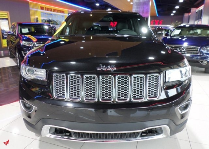 "2015 JEEP GRAND CHEROKEE LTD ""V8, 5.7 LTR"""