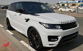 2017 Brand New Range Rover Sport Autobiography