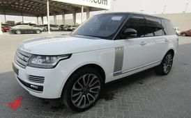 For Sale 2016 Range Rover Autobiography