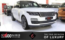 RANGE ROVER VOGUE SE-SUPERCHARGED 2019 (White)
