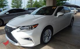 For sale Lexus ES 350 GCC Specification