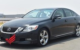 LEXUS GS-460 GREAT CONDITION 2011 G.C.C