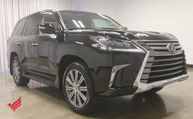 For sale : 3 Month 2016 Lexus Lx 570 Used