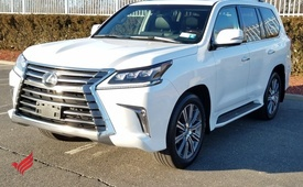 2016 Lexus Lx 570 Used For Sale Full Option