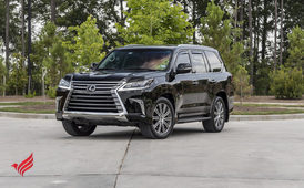 2017 Lexus LX570 Full Options for sale