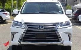 Used 2017 Lexus LX 570 Base