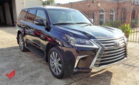 Sell Used 2017 Lexus LX 570 Jeep Full Options,Accident Free