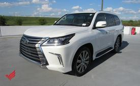2017 Lexus LX 570 for sell whatsapp +971526219431