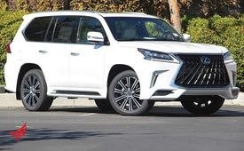 2020 model Lexus Lx 570 Super Sport Petrol Full Option