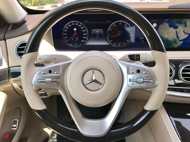 2019 Brand new Mercedes S450 4MATIC Sport Package