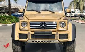 2018 Brand New, Mercedes Benz, G500 4x4²