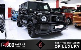 MERCEDES-BENZ G63 //AMG URBAN KIT 2020 (Black)