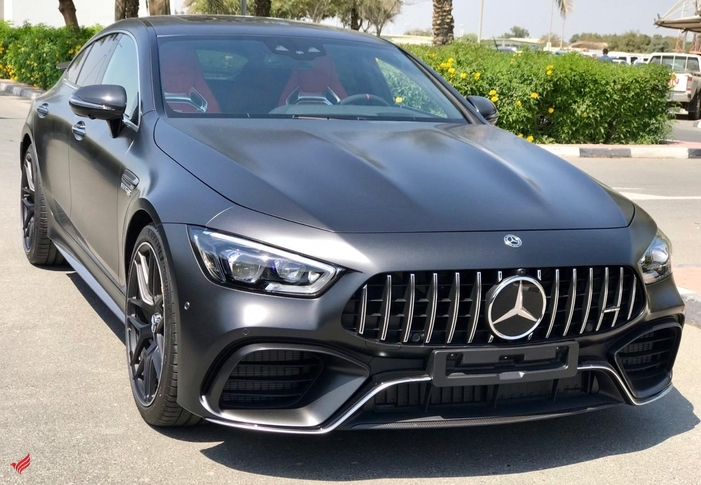 2019 Brand New Mercedes-AMG GT 63 S 4MATIC