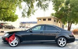 GRADE 4.5B BENZ S350 V6 AMG KIT BLACK 2010 LOW MILEAGE FRESH JAP