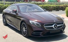 2019 Brand new Mercedes S450 Coupe Exclusive Edition