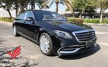 2018 Brand New Mercedes-Maybach S650 6.0L V12 Turbocharged 621-h