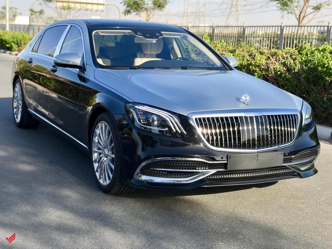 2019 Brand new Mercedes-Maybach S560 4MATIC