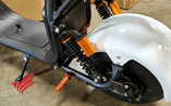 New 2021 Citycoco 2000W Double Seat Electric Scooter