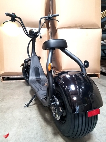 New 2020 Citycoco 2000W Fat Wide Tire Electric Scooter