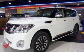 "2016 NISSAN PATROL PLATINUM ""DEALER WARRANTY"""