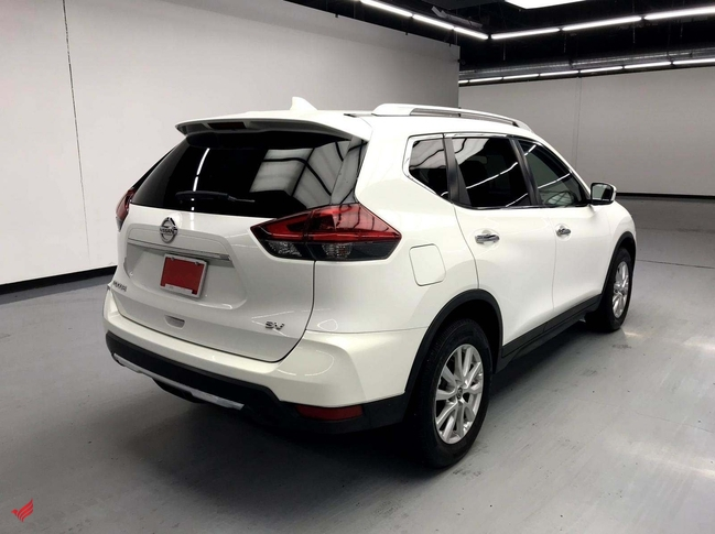 2018 Nissan Rogue S 4dr Crossover -  AED  33720