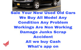 CARS WANTED-WHATS APP 050 2708338-USED NON USED SCRAP DAMAGE JUN