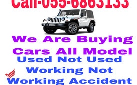 ABUDHABI UAE 055 6863133 CARS WE BUY ANY PROBLEM USED NON