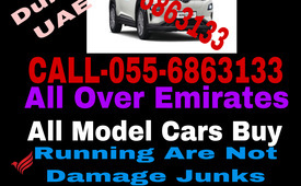 CALL 055 6863133 WE BUY CARS USED ACCIDENT SCRAP