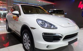 2012 PORSCHE CAYENNE S FULLY LOADED!!
