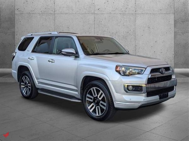 FOR SALE  2015 Toyota 4Runner Limited 4dr SUV 4WD