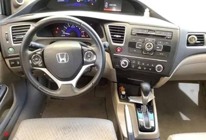 2015 Honda Civic 1.8 VTI