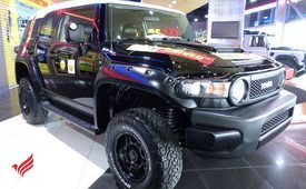 2016 FJ CRUISER X-TREME TOP SPECS