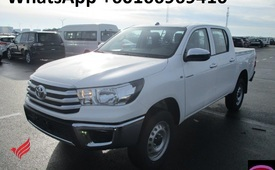 Slightly Used 2019 TOYOTA HILUX