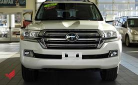 2017 Toyota Land Cruiser for sell whatsapp +971526219431