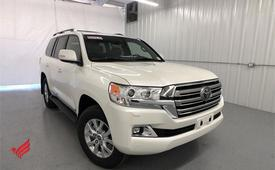 2020 Toyota Land Cruiser 4WD for sell whatsapp +971526219431
